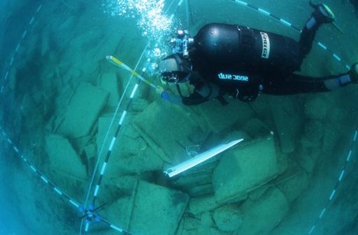 L'Archeologia subacquea
