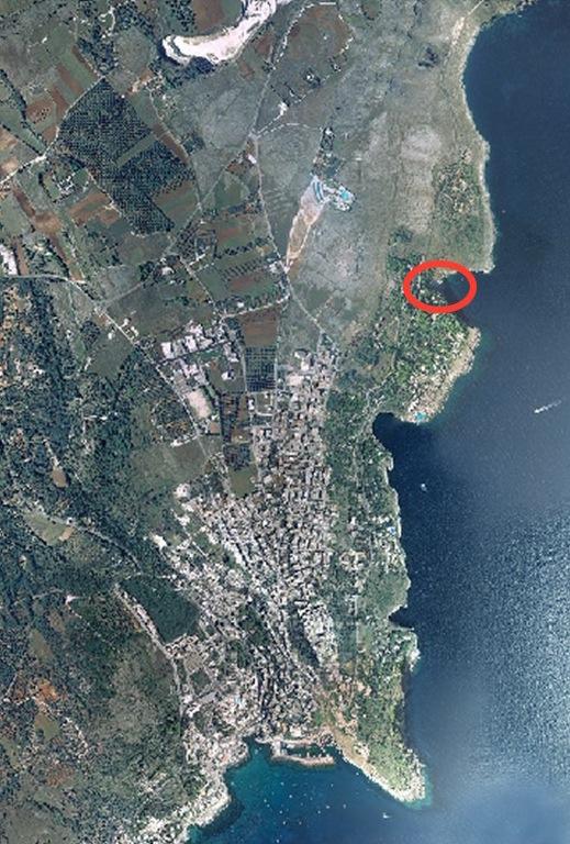Localizzazione_Grotta_Romanelli_Fig1